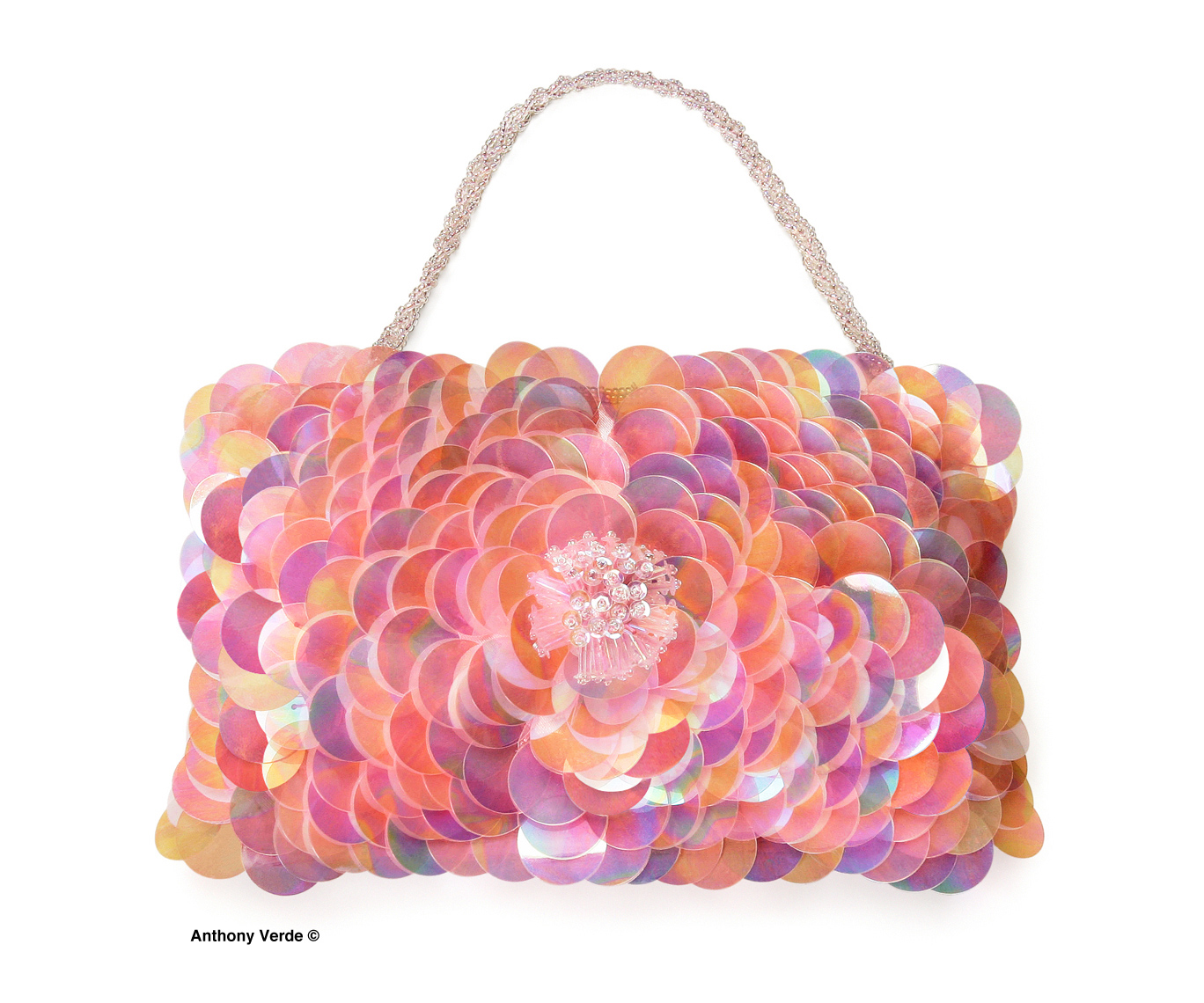 sequin-bag-product-photography