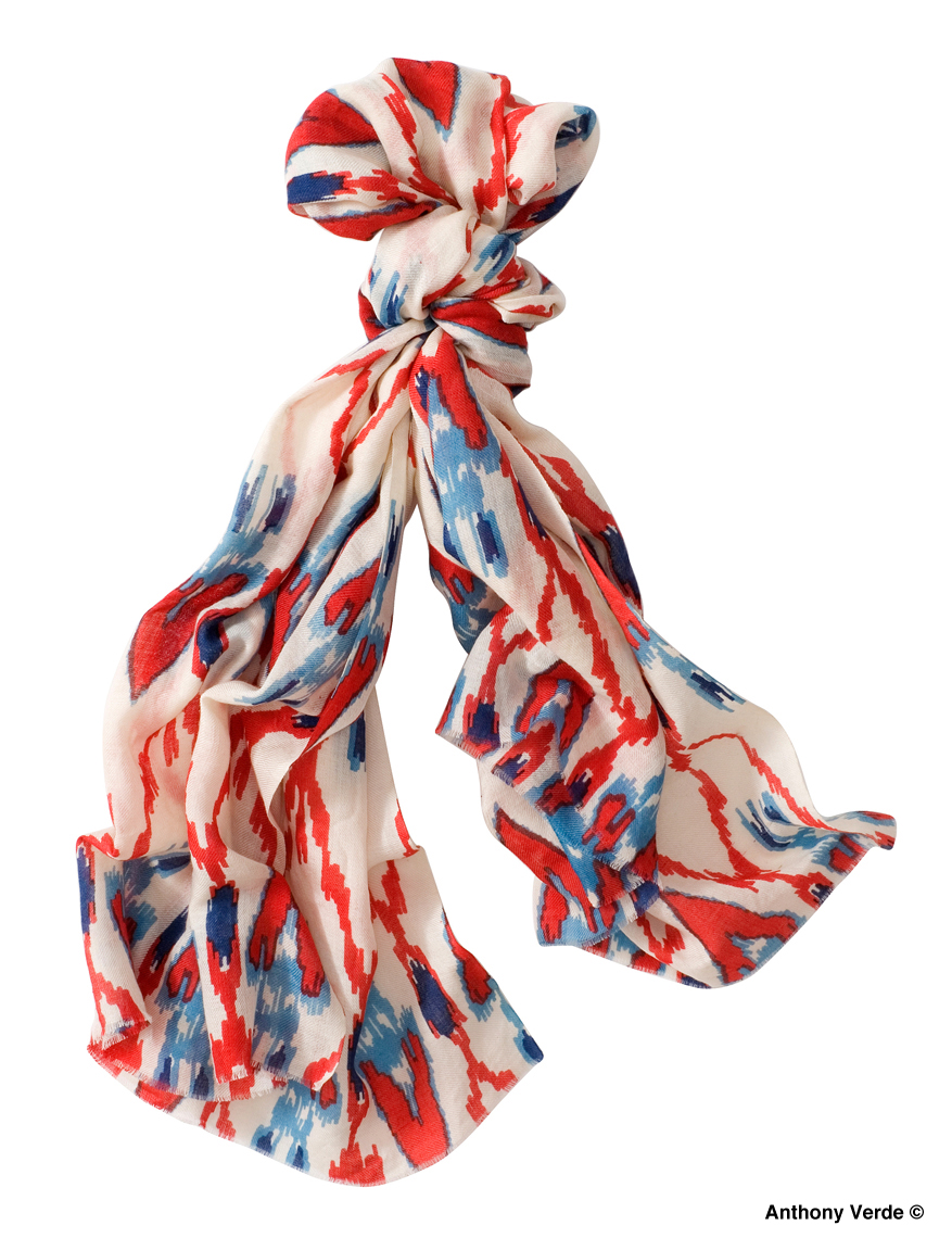 scarf-colorful-laydown-product-photography