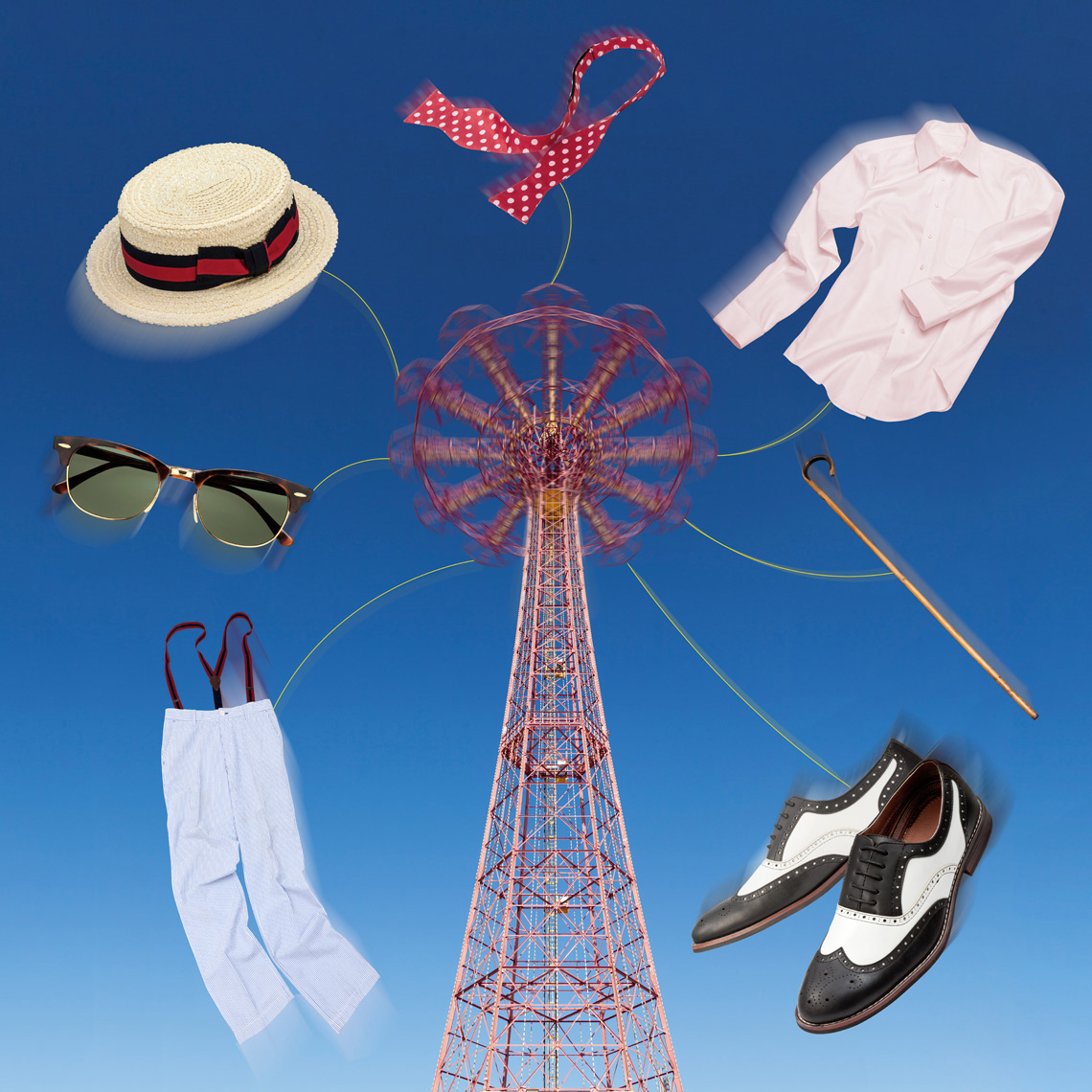 Coney Island-Parachute-fashion