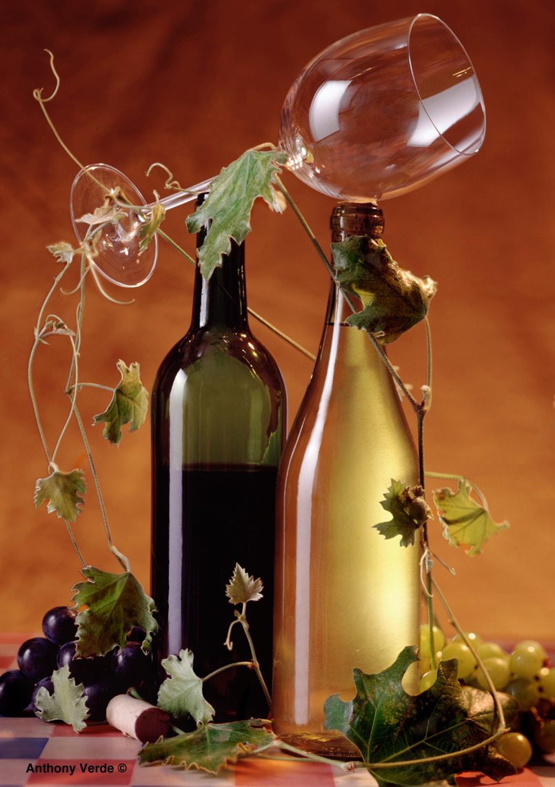 wine-bottles-vine-glass-still-life-photography