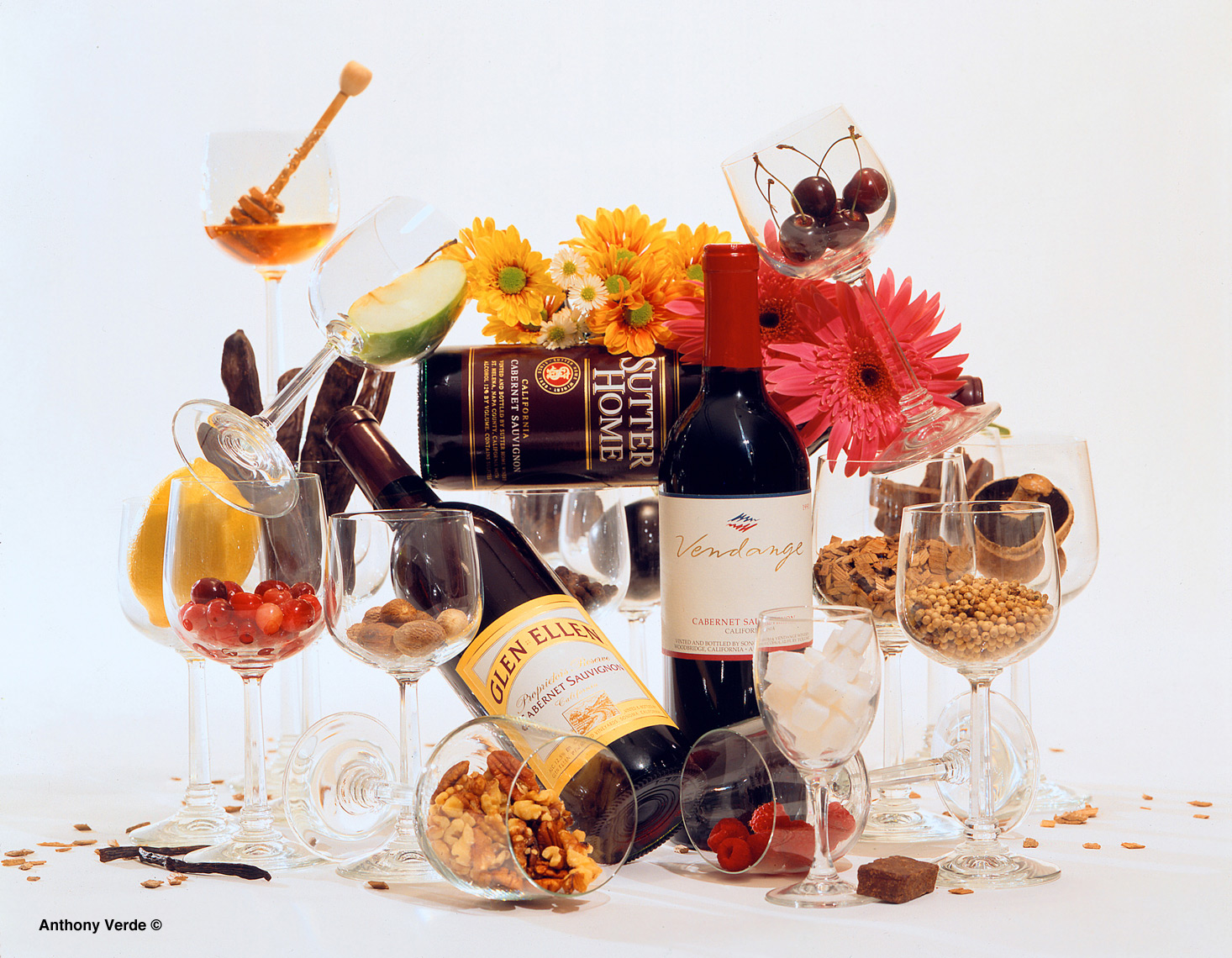 Wines-flavors-still-life-photography